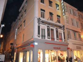Saint Ferréol, hotel en Marsella