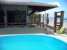 Pousada Na Beira do Mar, maison d'hôtes à Baía da Traição