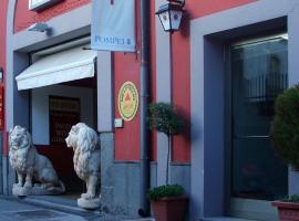 Agorà Hostel, hostel in Pompei