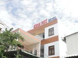 Khoa Phu Hotel, hotel in Can Tho