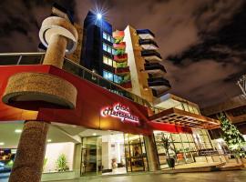 Hotel Metropolitan, hotel in Campo Grande