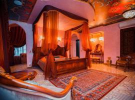Баккара Отель, отель в Челябинске
