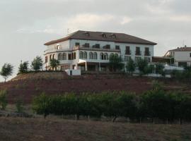 Hotel Restaurante Baños, hotel in Baños de la Encina