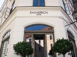 Emmerich Hotel Görlitz, отель в Гёрлице