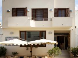 Hotel Piccolo Mondo, hotell i San Vito lo Capo