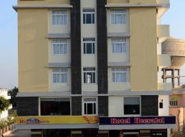 Hotel Heeralal, family hotel in Bikaner