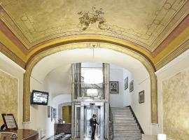 Palazzo Pischedda, boutique hotel in Bosa