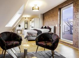 Abieshomes Serviced Apartments - Messe Prater, hotel near Messe Wien Exhibition and Congress Center, Vienna