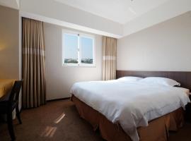 City Suites - Taoyuan Gateway, hotel near Taoyuan Airport - TPE,