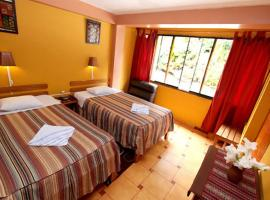 Hostal La Payacha, budget hotel in Machu Picchu
