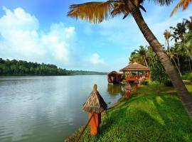 Fragrant Nature Backwater Resort & Ayurveda Spa, accessible hotel in Kollam