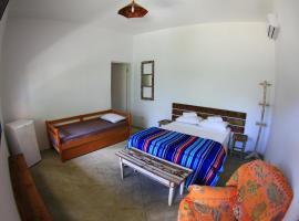 Canto do Dado Praia de Itamambuca, holiday rental in Ubatuba