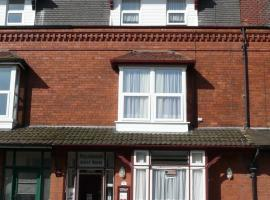 Melbourne Guest House, hotel in Rhyl
