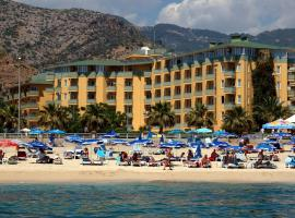 Kleopatra Dreams Beach Hotel, hotel in Alanya