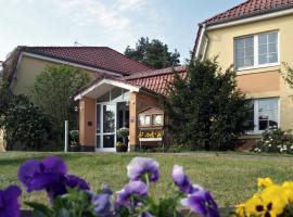 Hotel Zum Leineweber, hotel in Burg