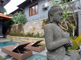 Jiwa's House, hotel in Ubud