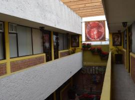 Santa Ana Suites & Lofts, apartamento en Toluca