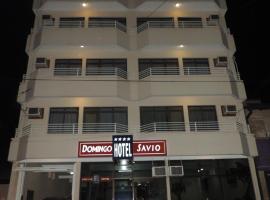 Hotel Domingo Savio, hotel in Encarnación