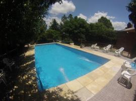 Hotel Complejo Najul Suites, hotel en Mina Clavero