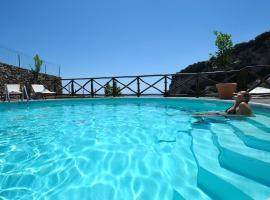 Villa Knight, hotel with pools in Amalfi