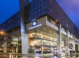 Wyndham Grand Salzburg Conference Centre, отель в Зальцбурге