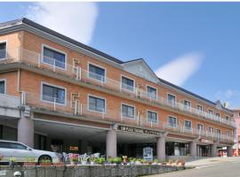 Hotel Sunplaza Tsugaike, hotel in Otari