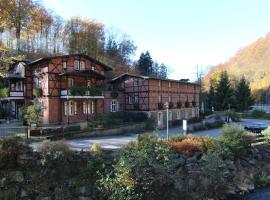 Hotel Rabenauer Mühle, Wellnesshotel in Rabenau