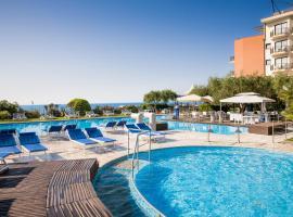 Grand Hotel Diana Majestic, отель в Диано-Марина