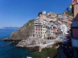 Scorci Di Mare, vacation rental in Riomaggiore