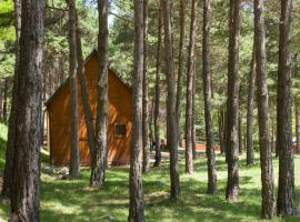 Camping Fontfreda, camping in Castellar del Riu