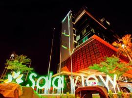 Sala View Hotel, hotel in Solo