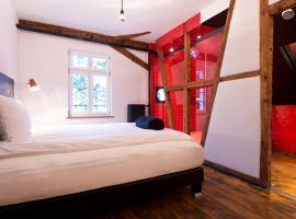 Haus Zauberflöte, Hotel in Offenburg