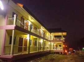 Nakorn Nan Apartment, hotel in Pua