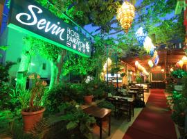 Sevin Hotel Pension, отель в Бодруме