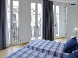 Flateli Pelai, apartment in Barcelona
