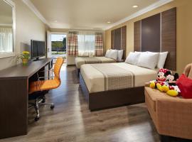 Eden Roc Inn & Suites near the Maingate, hotel in Anaheim
