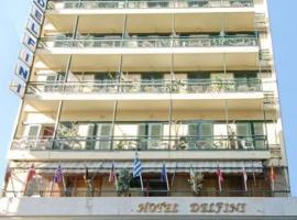 Delfini Hotel, hotel in Piraeus