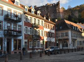 Hotel am Kornmarkt, hotel in Heidelberg