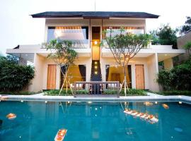 Villa Cokelat, hotel near Canggu Club, Canggu
