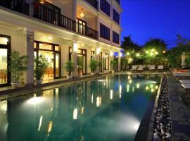 Sunshine Hotel, spa hotel in Hoi An