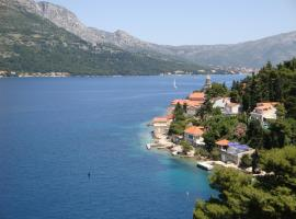 Apartment Rose, pet-friendly hotel in Korčula