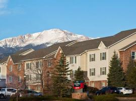 TownePlace Suites Colorado Springs, hotel near Maintou Cliff Dwellings, Colorado Springs