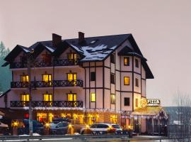 Hotel Monysto, hotel in Bukovel