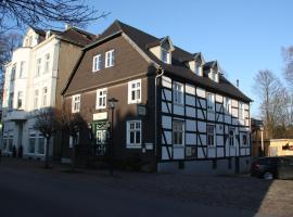 Hotel Pemü, hotel in Arnsberg