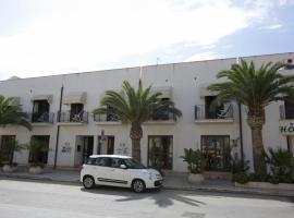 Hotel Sabbia d'Oro, hotel in San Vito lo Capo
