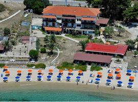 Porto Kalliali, hotel in Ouranoupoli