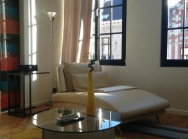 Apartment Number 22 Antwerp, boutique hotel in Antwerp