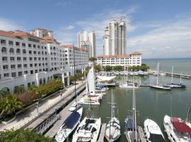 Profolio @ Straits Quay, serviced apartment in George Town