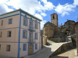 Ca de Costa, hotel in El Pont de Suert