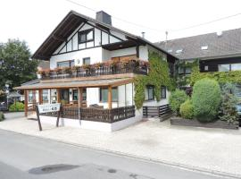 Gasthaus Weber, hotel near Nuerburgring, Wiesemscheid